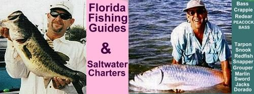 Trolling Fishing Guides Florida